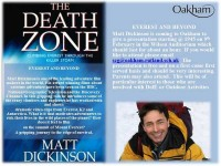 Matt Dickenson lecture